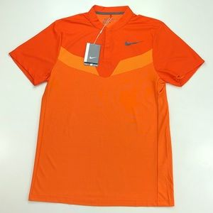 Nike Golf Zonal Cooling MM Fly Blade Polo Shirt M